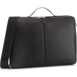 Torba na laptopa CALVIN KLEIN JEANS - Multistrap Laptop Bag K50K504208 Black 001. Czarne torby na laptopa marki Calvin Klein Jeans, z jeansu. Za 1199,00 zł.