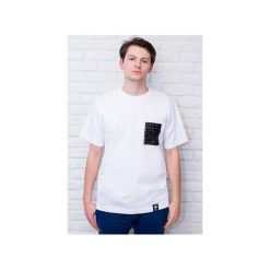 T-shirt 3D(lux) pocket - biała. Czarne t-shirty męskie Desert snow, m, z bawełny. Za 69,00 zł.