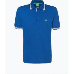 BOSS Athleisurewear - Męska koszulka polo – Paddy, niebieski. Niebieskie koszulki polo Athleisurewear od BOSS, l, z bawełny, z krótkim rękawem. Za 329,95 zł.