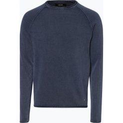 Solid - Sweter męski – Malvin, niebieski. Niebieskie swetry klasyczne męskie Solid, l. Za 99,95 zł.