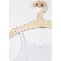 Blukids - Top dziecięcy 134-164 cm (2-pack). Szare bluzki dziewczęce bawełniane Blukids, bez rękawów. Za 29,90 zł.