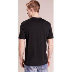 T-shirty męskie: Neil Barrett BLACKBARRETT GRAPHIC STRIPE TSHIRT Tshirt z nadrukiem black/white