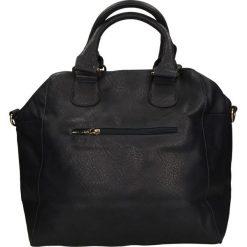 TOREBKA BLY-503. Czarne torebki klasyczne damskie Casu. Za 89,99 zł.