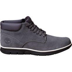 Buty Timberland Bradstreet Chukka (A1LBK). Szare buty trekkingowe męskie Timberland, z materiału, outdoorowe. Za 349,99 zł.