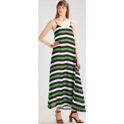 Długie sukienki: KIOMI Długa sukienka green/ black