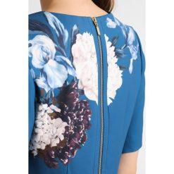 Odzież damska: Hobbs HAZEL DRESS Sukienka letnia teal multi
