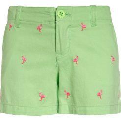 Polo Ralph Lauren SCHIF BOTTOMS Szorty cruise lime. Zielone szorty jeansowe damskie Polo Ralph Lauren. Za 249,00 zł.