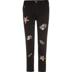 Blue Effect Jeans Skinny Fit black. Czarne jeansy dziewczęce Blue Effect, z bawełny. W wyprzedaży za 151,20 zł.
