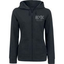AC/DC World Tour 2015 Bluza z kapturem rozpinana damska czarny. Czarne bluzy rozpinane damskie marki AC/DC, m, z nadrukiem, z kapturem. Za 184,90 zł.