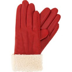 Rękawiczki damskie 39-6-288-2T. Brązowe rękawiczki damskie marki Roeckl. Za 149,00 zł.