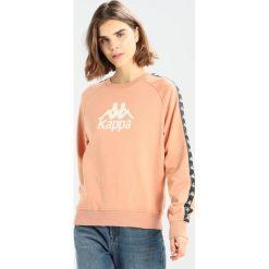 Bluzy damskie: Kappa AUTHENTIC TAGARA Bluza dusty coral