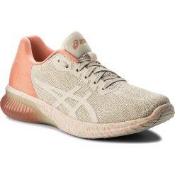 Buty ASICS - Gel-Kenun Sp T8A5N  Cherry/Blossom/Birch 0606. Brązowe buty do biegania damskie marki Asics, z materiału. W wyprzedaży za 399,00 zł.