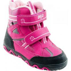 Buciki niemowlęce: BEJO Buty Wysokie Torino Kids Fuchsia/Black/Pink r. 24
