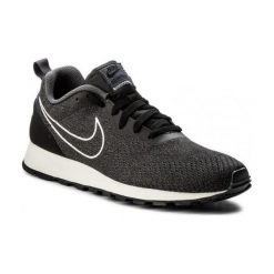 Buty sportowe męskie: Nike Buty męskie MD Runner 2 Eng Mesh czarne r. 40.5 (916774-002)