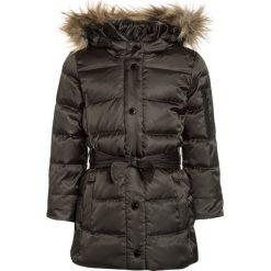 Odzież dziecięca: GAP PUFFER BELT Płaszcz puchowy dark olive