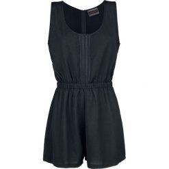Odzież damska: Jawbreaker Playsuit Kombinezon czarny