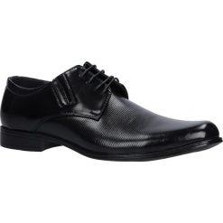 Czarne buty wizytowe Casu MXC396. Czarne buty wizytowe męskie Casu. Za 79,99 zł.