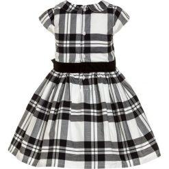 Sukienki dziewczęce z falbanami: Carter's DRESS PLAID BABY SET Sukienka koktajlowa ivy ivory
