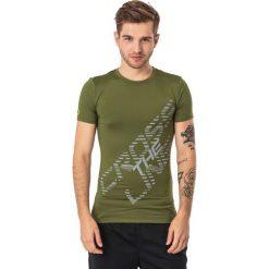 IQ Koszulka męska LEDO PESTO khaki r. M. Szare koszulki sportowe męskie marki IQ, l. Za 49,60 zł.