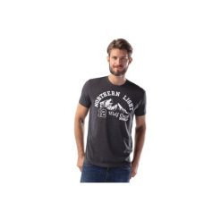 T-shirt krótki rękaw męski. Szare t-shirty męskie marki TXM, z dresówki. Za 10,49 zł.