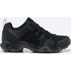 Adidas Performance - Obuwie Terrex. Czarne buty trekkingowe męskie adidas Originals, z materiału, na sznurówki, outdoorowe. W wyprzedaży za 319,90 zł.