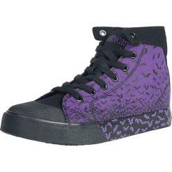 Gothicana by EMP Walk The Line Buty sportowe purpurowy/czarny. Fioletowe buty sportowe damskie marki NEWFEEL, z poliesteru, do biegania. Za 164,90 zł.