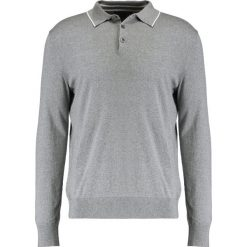 Swetry klasyczne męskie: Banana Republic TIPPING MARKTING STYLE Sweter chrome grey