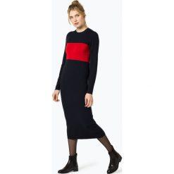 Calvin Klein Womenswear - Sukienka damska, niebieski. Niebieskie sukienki dzianinowe Calvin Klein Womenswear, xs. Za 899,95 zł.