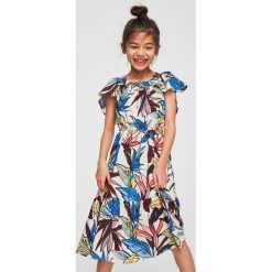 Odzież dziecięca: Mango Kids – Sukienka dziecięca Kathy 110-152 cm
