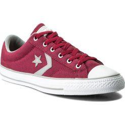 Tenisówki męskie: Trampki CONVERSE – Star Player Ox 156622 Rhubarb/Dolphin/White