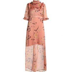 Długie sukienki: Gestuz PAMA  Długa sukienka light pink