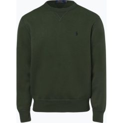 Polo Ralph Lauren - Męska bluza nierozpinana, zielony. Zielone bluzy męskie marki Polo Ralph Lauren, l. Za 659,95 zł.