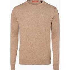 Scotch & Soda - Sweter męski, beżowy. Brązowe swetry klasyczne męskie Scotch & Soda, l, z materiału. Za 249,95 zł.