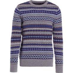 Barbour Sweter grey marl. Szare swetry klasyczne męskie Barbour, m, z materiału. W wyprzedaży za 431,20 zł.