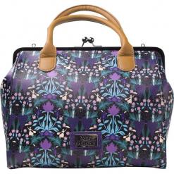 Mary Poppins Teppich Tasche Torba podróżna wielokolorowy. Szare torebki klasyczne damskie Mary Poppins. Za 284,90 zł.