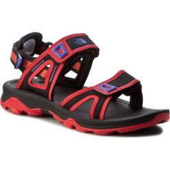 Rzymianki damskie: Sandały THE NORTH FACE - Hedgehog Sandal II T0CXS5THS Tnf Black/Cayenne Red