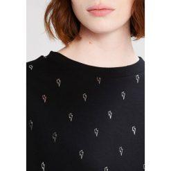 Bluzy damskie: Catwalk Junkie ELECTRICITY Bluza black