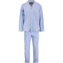 Piżamy męskie: HOM BEATNICK LONG Piżama blue