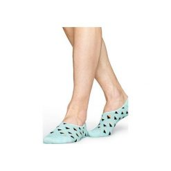 Skarpetki Happy Socks Liner Socks MDI06-6002. Czerwone skarpetki męskie Happy Socks, z bawełny. Za 18,13 zł.