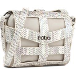 Torebka NOBO - NBAG-E4101-C000 Beżowy. Brązowe listonoszki damskie Nobo. W wyprzedaży za 129,00 zł.