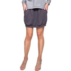 Spódniczki bombki: Spódnica w kolorze szarym
