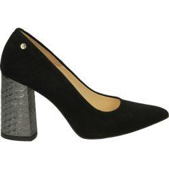 Buty ślubne damskie: Czółenka - 3930-3071 NER