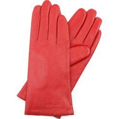 Rękawiczki damskie: 39-6L-201-2T Rękawiczki damskie