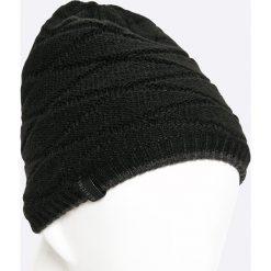 Medicine - Czapka North Storm. Czarne czapki zimowe męskie MEDICINE, na zimę, z dzianiny. W wyprzedaży za 19,90 zł.