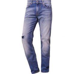 7 for all mankind KAYDEN Jeansy Straight Leg dark blue. Niebieskie jeansy męskie 7 for all mankind. W wyprzedaży za 399,60 zł.