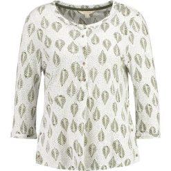 Bluzki asymetryczne: White Stuff CHARLOTTA  Bluzka z długim rękawem green