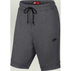 Spodenki Nike NSW Tech Fleece (805160-091). Brązowe bermudy męskie Nike, z bawełny. Za 189,99 zł.