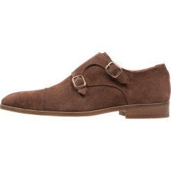 Buty wizytowe męskie: Zign Eleganckie buty brown