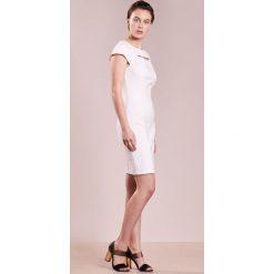 Sukienki hiszpanki: Patrizia Pepe ABITO DRESS Sukienka etui bianco