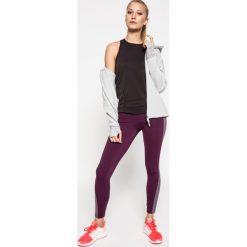 Adidas Performance - Bluza. Szare bluzy z kapturem damskie adidas Performance, l, z bawełny. W wyprzedaży za 219,90 zł.